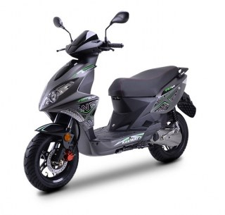 Scooter 50cc Keeway