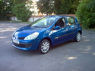 RENAULT CLIO III 1.2 16V  AUTHENTIQUE  5portes