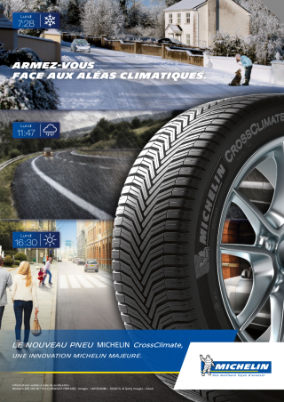 LE CROSS CLIMATE MICHELIN
